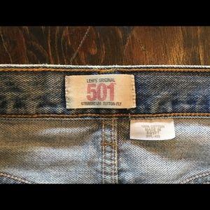 Levi's Shorts - Great pair ex-boyfriend shorts size 31